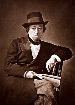 The Bob Dylan Depreciation Thread - Page 3 Benjamin_disraeli_by_cornelius_jabez_hughes_1878