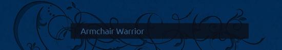 armchair warrior
