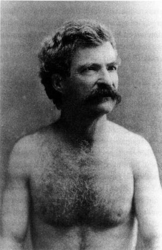 Mark-twain-Shirtless