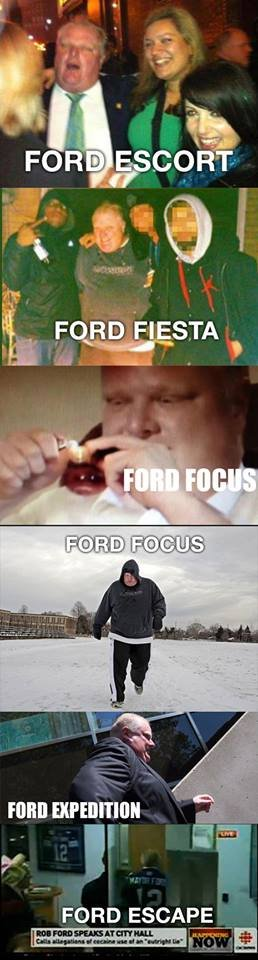 The 2014 Ford Lineup - Imgur