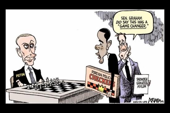 PutinCheckmatesObama