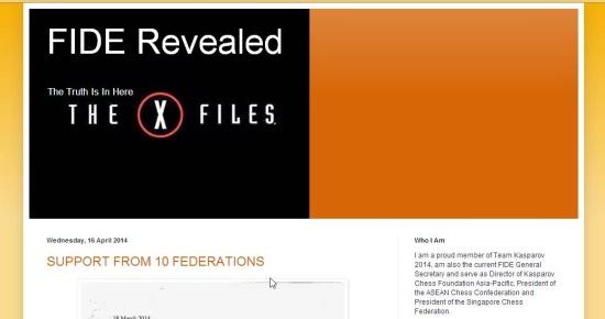 FIDE X-Files