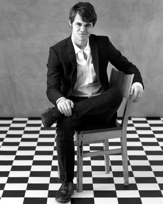 Magnus Carlsen 2012