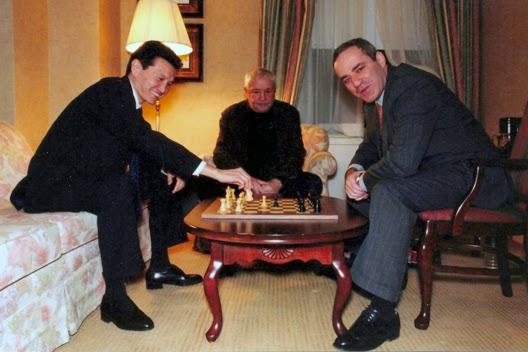 Ilyumzhinov-Kasparov