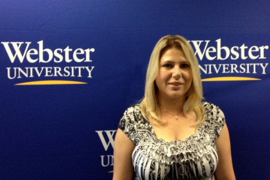 Susan Polgar - Webster University 2