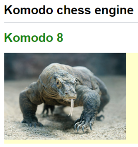 komodo8