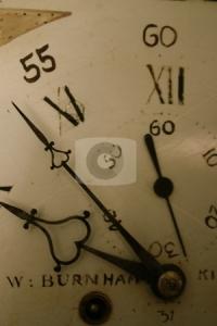 cutcaster-photo-100102674-Grandfather-clock-face