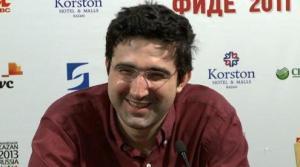 Kramnik - Candidates