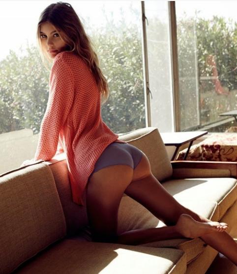 La hijastra argentina de Pacino, modelo de Victoria's Secret