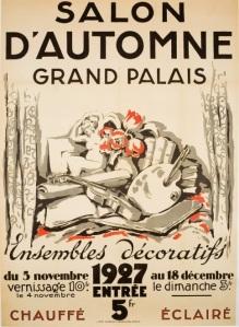 BERQUE 6 Salon automne 1927 (1)