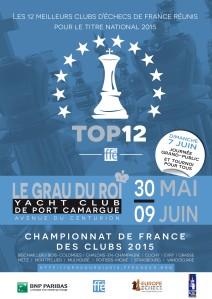 FFE - AFFICHE TOP 12 - GRAU DU ROI