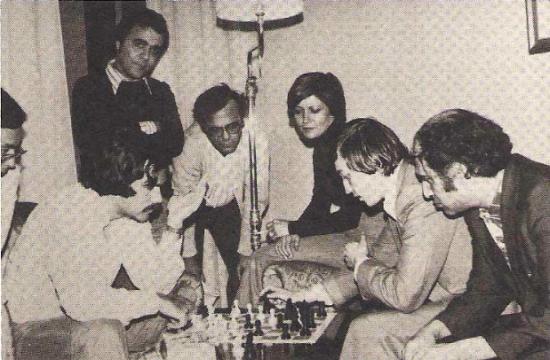 WalterBrowneandKarpovAnalysisofGameLas-Palmas1977