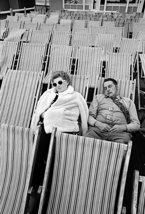 GB. England.  Blackpool. 1970.