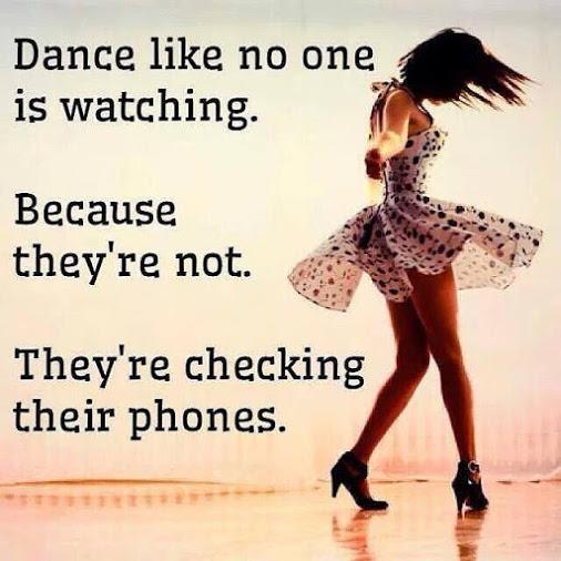 dance phone