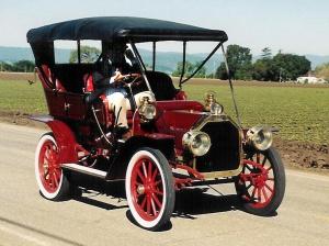 1910 Buick tony's