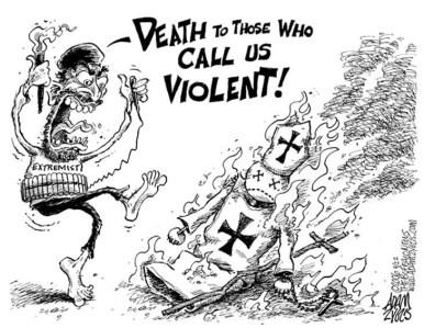 death-violent