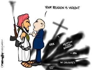 religion-violent