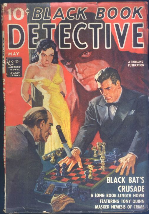 Chess Thriller Cover