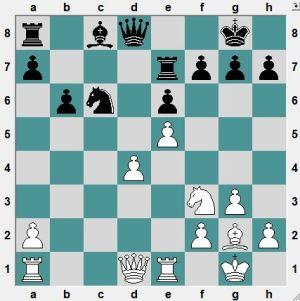 Olympiad URS  Moscow  1979  Gavrikov V--Tukmakov V.  White to play and win.