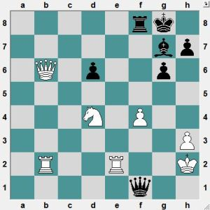 Black to play and mate in 7 moves!