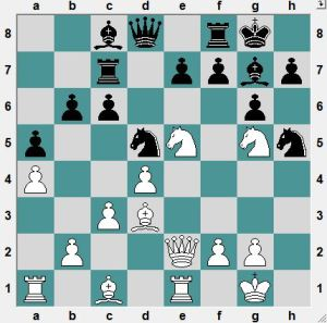 Black was expecting 16.Nxh7? Nhf4! with advantage. Instead, White has MUCH better. White to play and crush!