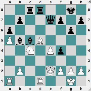 Serbia Ch  2016.4.19  Djordjevic, V--Markovic, M .  Black to play and win.