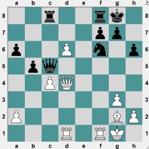 Bundesliga Dresden 2016.4.22 Sprenger, Jan Michael--Vogel, Roven.  White to play and win!