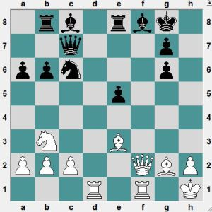 Bundesliga Dresden 2016.4.22  Piorun, Kacper--Boensch, Uwe.  White to play and crush!