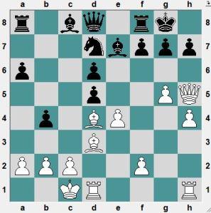 Debrecen  1988  Szalanczy E--Gavrikov V.  White to play and crush!