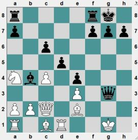 Black has a perpetual check. Even so, with White, would you go right or left?