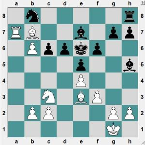 What is the fastest way for White to win?