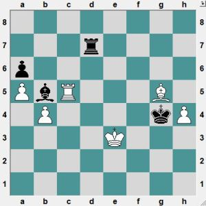 What is the simplest way for White to win?