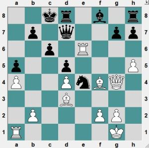 White to play and mate in 2