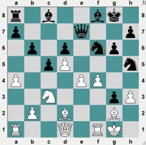 How should Black continue the attack?