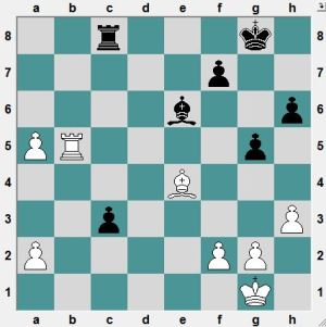 Does White have anything better than Bc2? White to play and win!