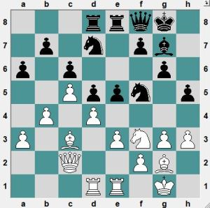 Black had just played 22...e5.  Is this a good mover or a bad move?