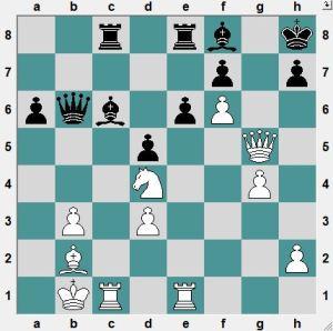 In the game White tried 29.Nxe6 and only had some advantage.  Instead, White can win immediately! How?