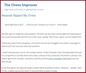 One of the best sites to learn fromhttp://chessimprover.com/weasels-ripped-my-chess/