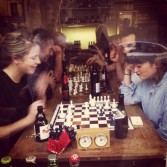 More chess a the bar in Pigalle: http://erasmusu.com/es/erasmus-paris/que-ver/basilica-del-sagrado-corazon-sacre-coeur-1749