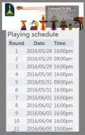 ElSalvador Schedule