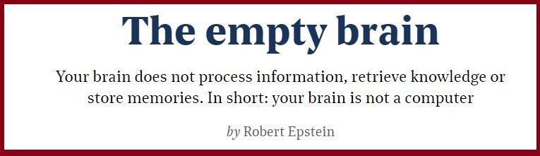 EmptyBrain