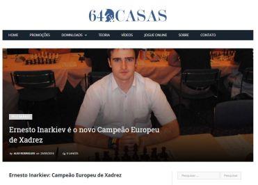 Another Portuguese news site: http://64casas.com/692/ernesto-inarkiev-e-o-novo-campeao-europeu-de-xadrez/