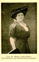 Martha was a wonderful wife to Laskr.
