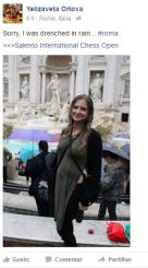 Canada's own Liza Orlova and her adventures in Rome. Follow her on FACEBOOK: https://www.facebook.com/yelizavetaorlova