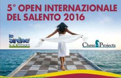 Salento finished yesterday! http://www.5salentochessopen2016.it/
