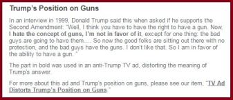 http://www.factcheck.org/2016/03/tv-ad-distorts-trumps-gun-position/
