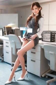 My secretary!