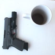 Coffee and guns