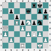 Black to play and win!