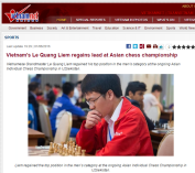 http://english.vietnamnet.vn/fms/sports/157383/vietnam-s-le-quang-liem-regains-lead-at-asian-chess-championship.html
